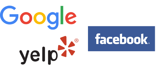 Google, Yelp, & Facebook Review Collection