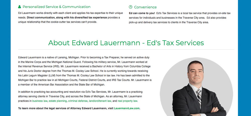 Ed's Tax Services